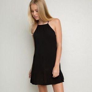 Brandy Melville Black Abigail Dress